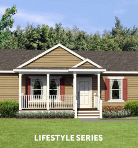 Atlantic Homes Lifestyle Series