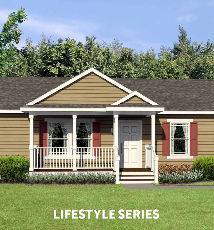 Atlantic Homes Lifestyle Series