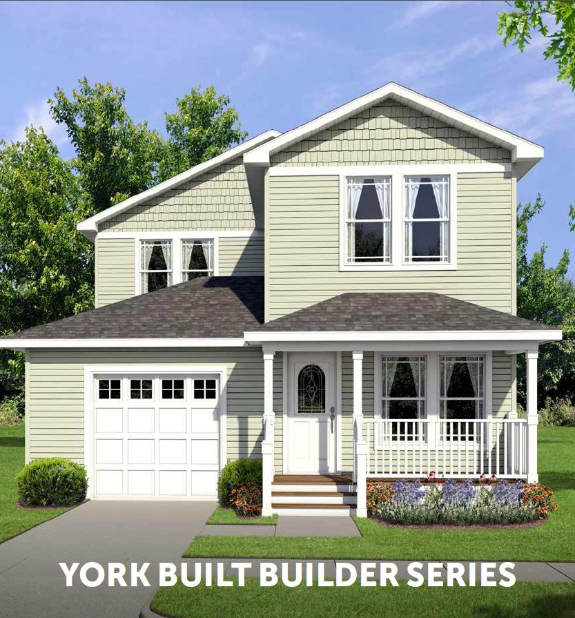 Atlantic Homes York Built Builder Series