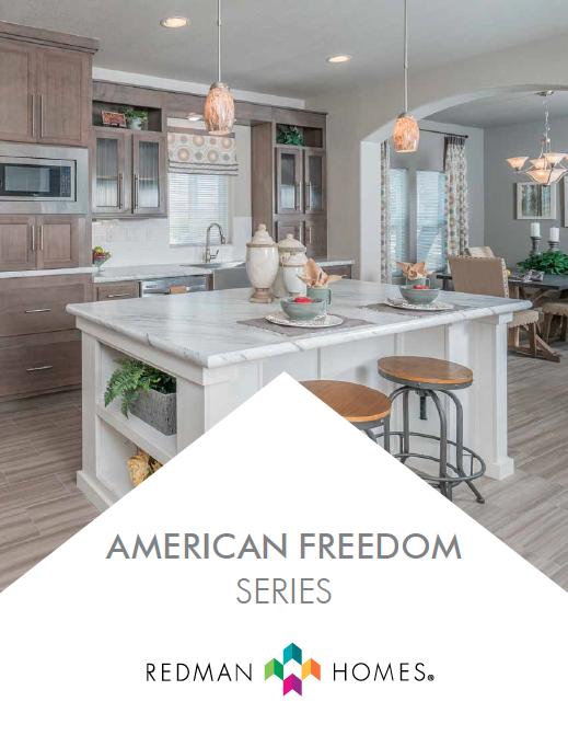 Redman Homes American Freedom Series - American West Homes LLC