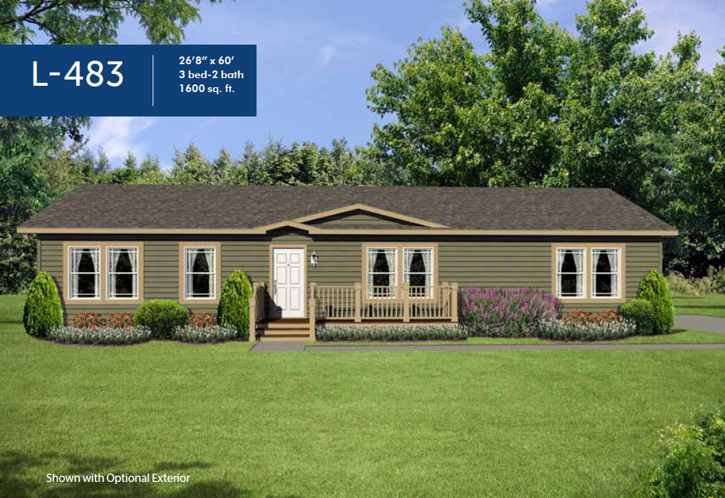 L-483 Atlantic Homes Lifestyle Series