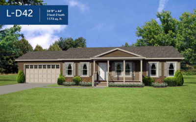 L-D42 Atlantic Homes Lifestyle Series