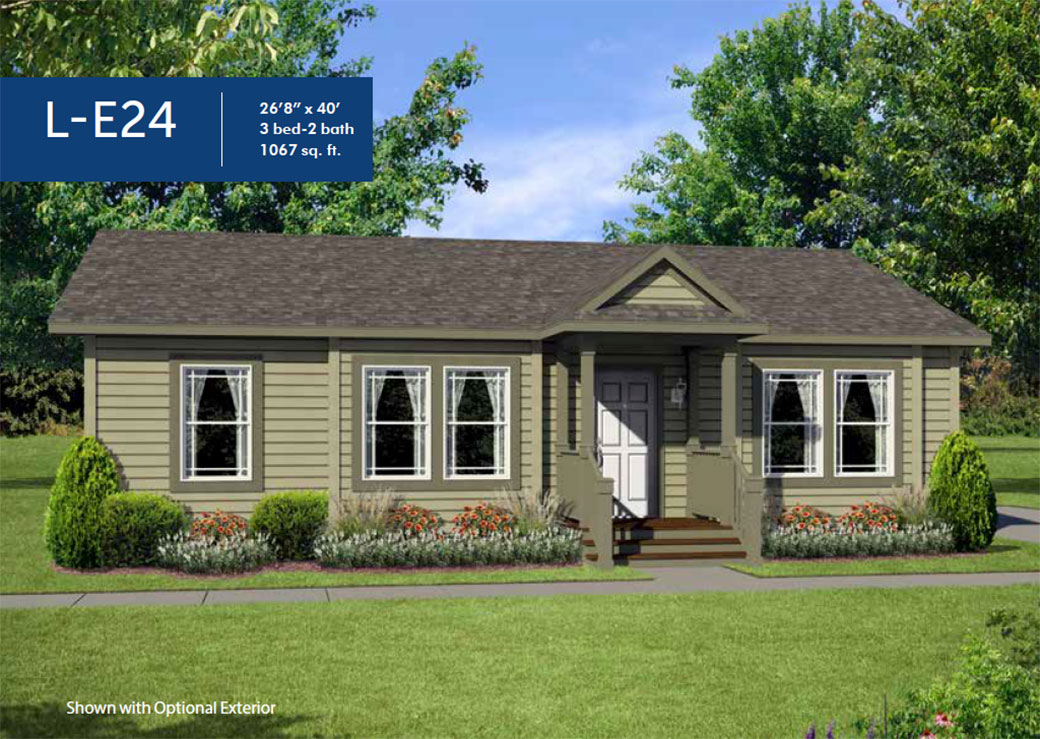 L-E24 Atlantic Homes Lifestyle Series