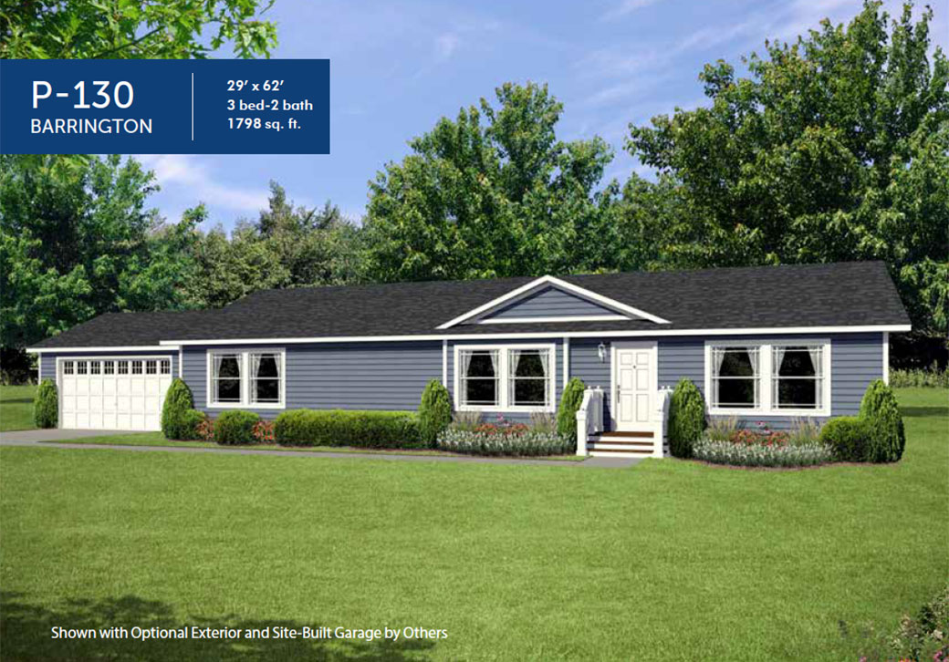 P-130 Barrington Atlantic Homes Lifestyle Series
