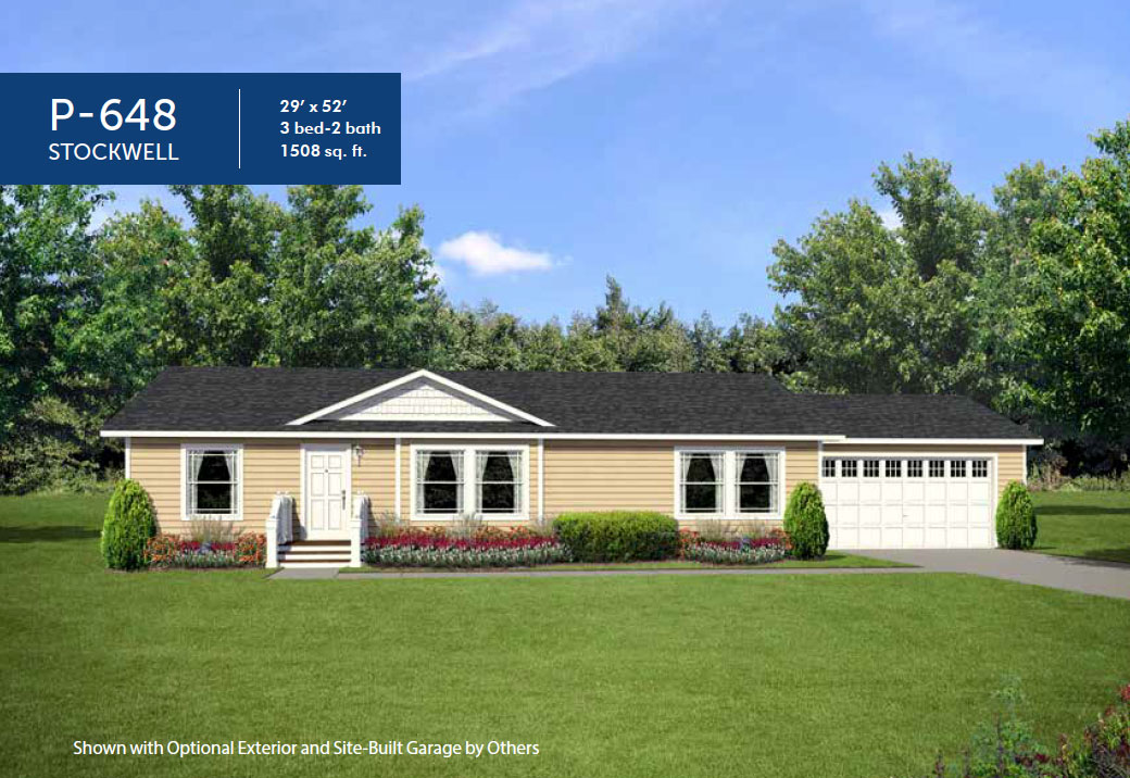 P-648 Stockwell Atlantic Homes Lifestyle Series