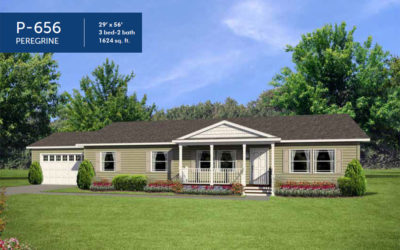 P-656 Peregrine Atlantic Homes Lifestyle Series