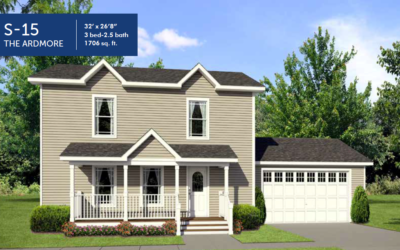S-15 Atlantic Homes The Ardmore